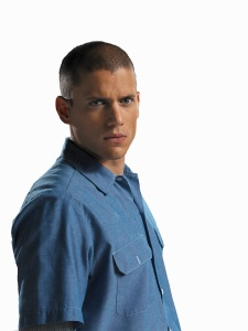 "Wentworth Miller stars as Michael Scofield in ""Prison Break."""